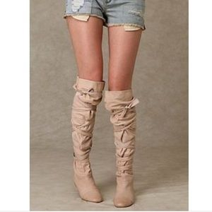 Free People City Wrap Boots